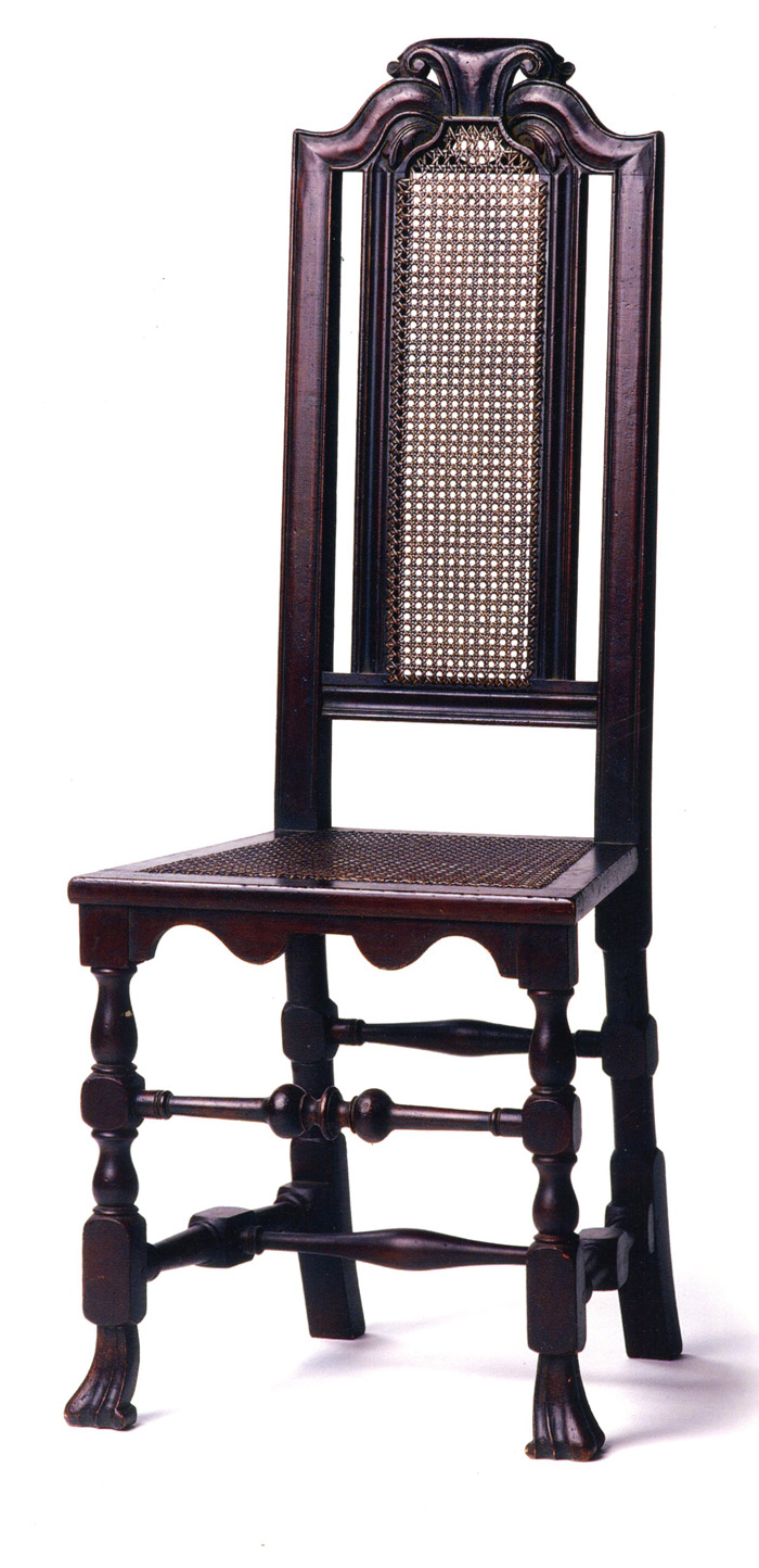 Boston Caned Side Chair