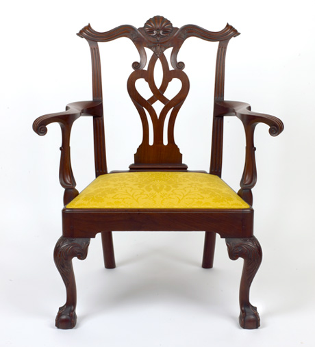 Wistar Arm Chair