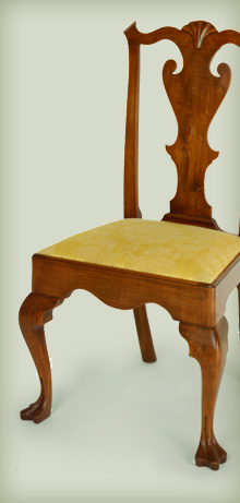 Chester County Walnut Side Chair