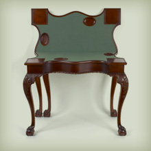 Beekman Game Table